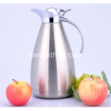 Stainless Steel Travel Thermos Kettle