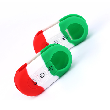 car key cover silicone car keys