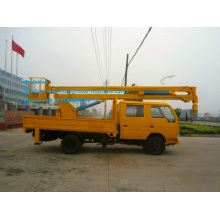 Boom lift truck of xcmg sinotruk