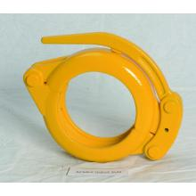 Wholesale Distributors for Concrete Pump Clamp Concrete Pump parts Snap Clamp Coupling supply to Algeria Importers