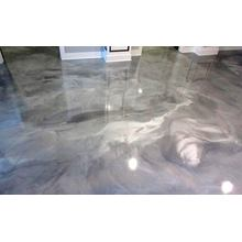 Clear Epoxy Resin Floor Top Coating