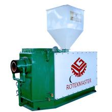 Long service life biomass burner
