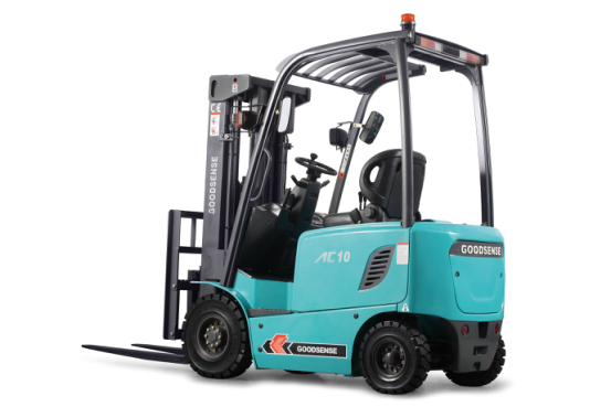 Forklift With Powerful AC