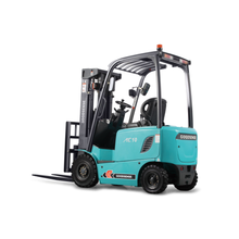 High Efficiency Factory for Supply 1.0-1.8Ton Electric Forklift, 1.0Ton Electric Forklift, 1.8Ton Electric Forklift to Your Requirements 1.5 Ton AC Electric Forklift With Import Controller supply to Turkey Importers
