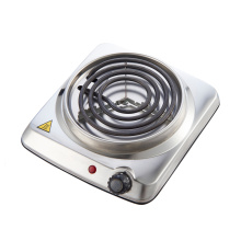 Good Quality for China Portable Hot Plate,Single Burner Electric Hotplate,Hot Plates Manufacturer Kitchen Counter-top Cast-Iron Burner export to Antarctica Exporter