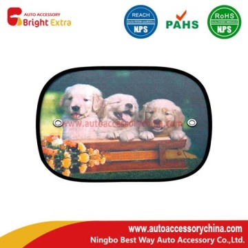 Cute Sunshade For Car - Dogs