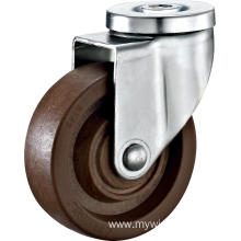 3'' Bolt Hole High Temperature Caster
