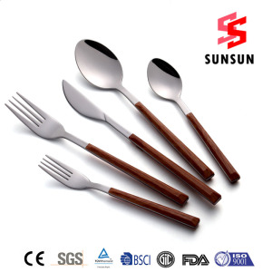 Best quality Low price for Plastic Handle Cutlery 18/8 Plastic Handle Stainless Steel Cutlery export to Nicaragua Importers