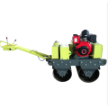 Self-propelled vibratory compactor roller