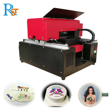 digital selfie coffee printer machine