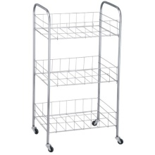 Wholesale Price for Compound Cart, Plastic Compound Cart, Popular Kitchen Trolley Supplier in China 4 Wheels Storage Trolley export to Russian Federation Manufacturer