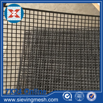 Square Hole Perforated Metal Mesh