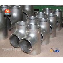 Customized for Hastelloy Fitting Butt weld fittings SB366 Hestalloy C200 C276 Elbow Tee Reduce Cap Sealing export to Somalia Exporter