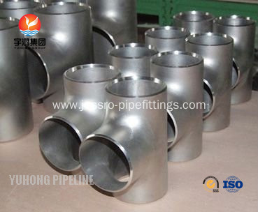 Butt weld fittings SB366 Hestalloy C200 C276 Elbow Tee Reduce Cap Sealing