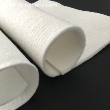 Long Fiber Spunbond Pet Filament Nonwoven Geotextile