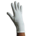 White Funeral Service Gloves