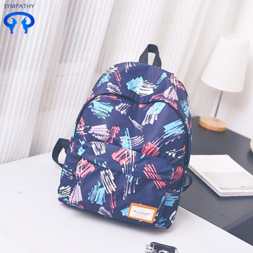 New backpack women's fashion travel bag