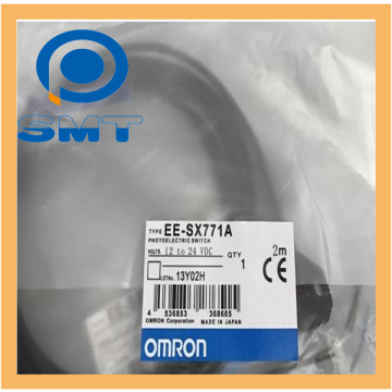 China for Smt Fuji Pcb Equipment Accessories,Fuji Smt Placement Spare Parts,Fuji Smt Replacement Parts Manufacturer in China OMRON SENSOR EE-SX771A 2M FUJI PARTS supply to United States Manufacturers