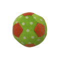 Baby Soft Football Green