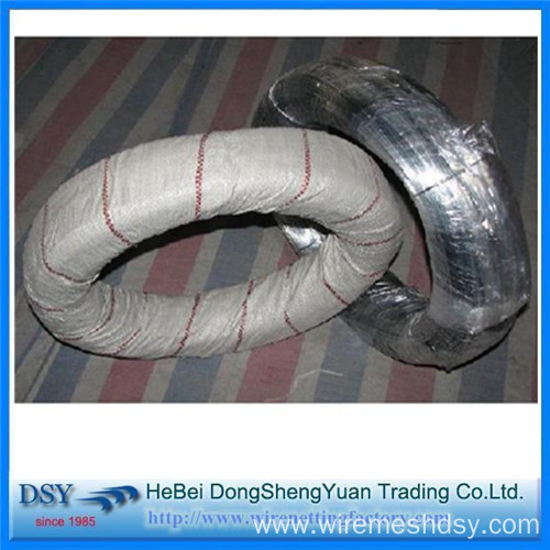 Hot Dipped Galvanized Iron Wire of Different Gauge