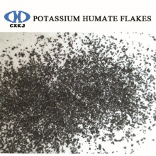 Potassium Humate Soluble Humic Acid flake