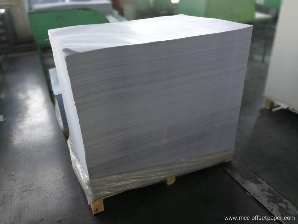 Wood  Paper for Offset Printing