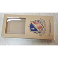 costomized kraft paper box with your logo