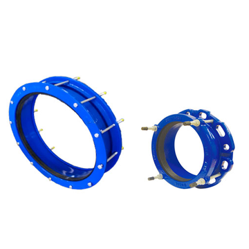 Ductile Iron Pipe Joint Flange Adaptor1