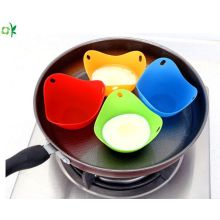 BPA Free Food Grade Silicone Egg Boiled