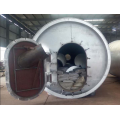 non-pollution used tire pyrolysis machine