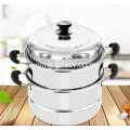 Multi Layers Professional Stainless Steel Steamer Pot