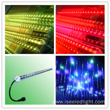 OEM for Best Dmx 3D Led Tube Light,3D Led Tube,Led Meteor Lights,3D Deco Light Manufacturer in China DMX vertical tube DC15V disco light supply to Spain Exporter