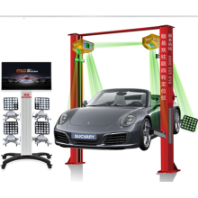 Mobile Wheel Alignment for All Lifts