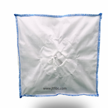 Bottom price for Jumbo Big Bags Discharge Spout 4-Panel Jumbo Bag export to China Hong Kong Exporter