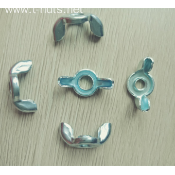 1/4-20 Carbon steel Wing Nuts