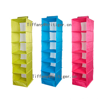 Home decoration Closet Storage Hanging Garment Organizer