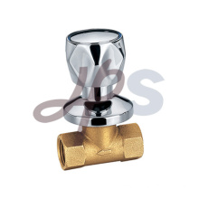 Brass bath valves