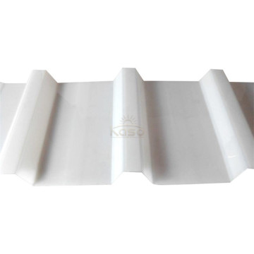 Roofing Polycarbonate Price Of Corrugated Pvc Roof Sheet