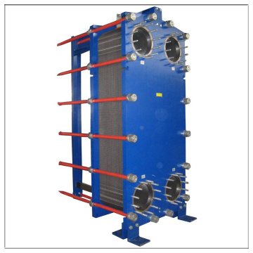 Swep plate heat exchanger for  aquarium