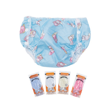 Export to Africa  PVC baby pants
