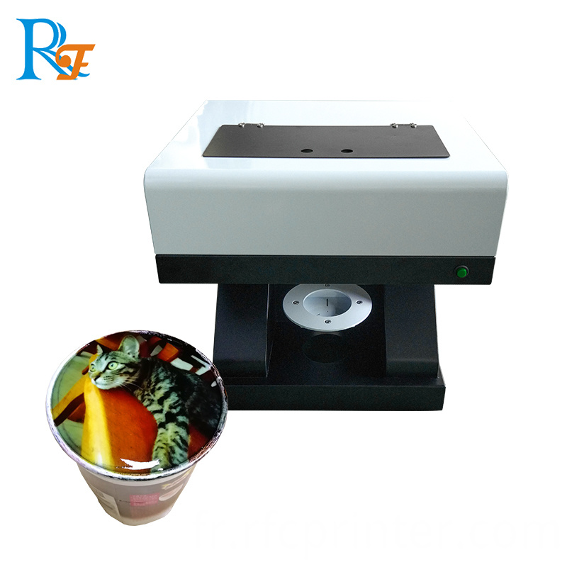 Wifi Coffee Cup Printer Machine