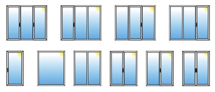 pvc window style