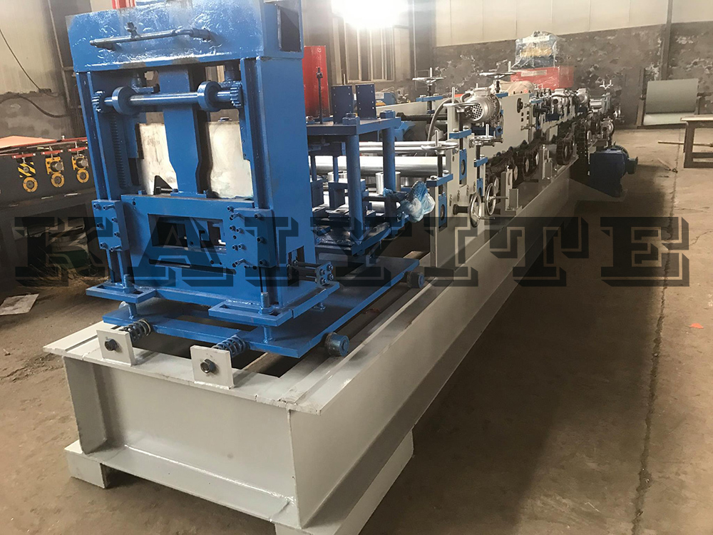 Fully Automatic Z Purlin Roll Forming Machinery