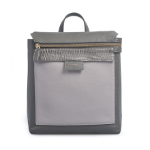 Handmade Top Grain Leather Backpack for 13'' Laptop