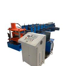 Steel C Purline Roll Forming Machines For Guinea