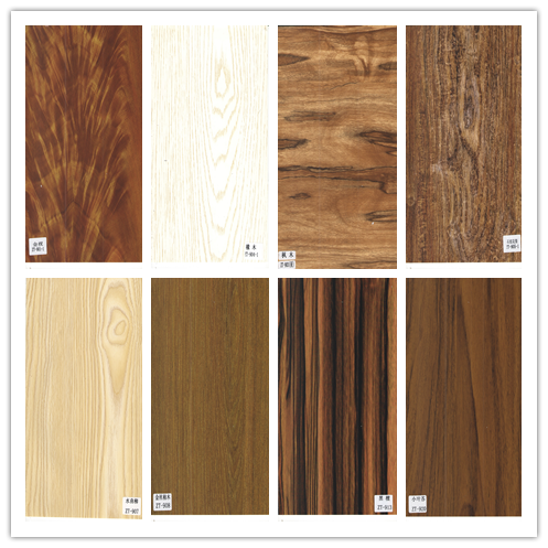 high qualtiy pvc wooden wall sheet for sale