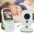 Infrared 2.0 Inch Temperature Detection Video Baby Monitor