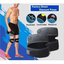 Goods high definition for China Knee Strap,Brace Strap Knee,Elastic Knee Straps Supplier pressure alleviation patella cushion knee brace support export to Wallis And Futuna Islands Supplier