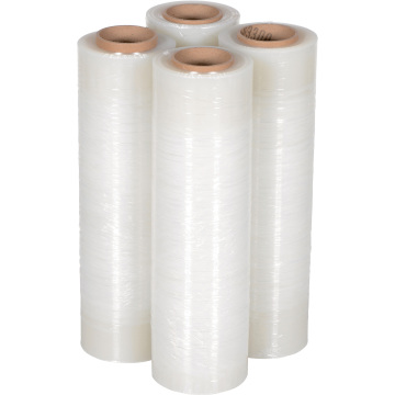 industrial plastic wrap film roll