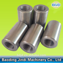 Good User Reputation for Best Silver Color Rebar Couplers,Rebar Coupler In Construction Projects,Rebar Coupler For Construction Material,Parallel Thread Screw Rebar Coupler Manufacturer in China 32mm steel rebar coupler price supply to United States Manuf